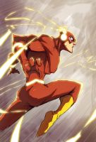 Flash Speed by Anny-D