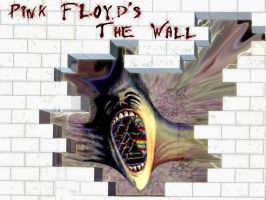 Pink Floyd's The Wall by AliasBurn