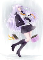 Kirigiri by Oursolemnsoul