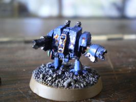 the littlest dreadnought by pyramidrus