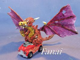 Red Dragon finished 2 by fanai59