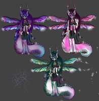 Primordial Mythicals: Alexandrite (Complete) by Naikios