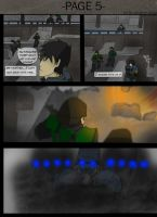 Comic Page 5: The Shoot out by VenomEXsoldier