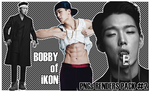 Bobby (iKON) for GQ Korea (PNGs Renders Pack #2) by Jejegaga