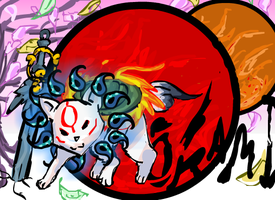 Okami by Waterwind222