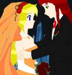 Marriage of Love and Hate by Michiru-Hio