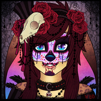 .:SuGaR-SkUlL:. by Bunny-Bones