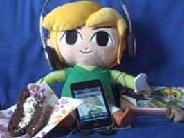 Link listening to my ipod by XEmoMidnaX