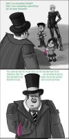 The Wreckler Comic by Squishy-Pop