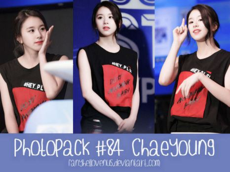 Photopack #84 CHAEYOUNG 68P by fanyhellovenus
