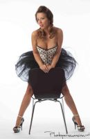 Pinup Chair by Photopersuasion