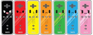 Free Facebook timeline picture Wiimotes! by Berri-Blossom