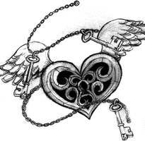 The Key to My Heart by rfb-rules