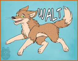 Walt by IsabellaPrice