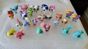 LPS misc animals collection by Vesperwolfy87