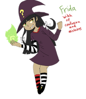 Witch by Smudgeful-Thinking