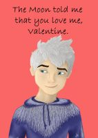 Jack Frost Valentine by HermioneFrost