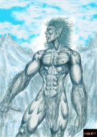 YETI 1 by Mich974