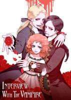 Interview With The Vampire by yukkeKY