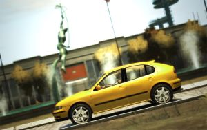 Seat Leon 3 by ZowLe