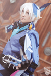 DreadLord COSPLAY - Elsword Online LU/CIEL Cosplay by lowlightneon