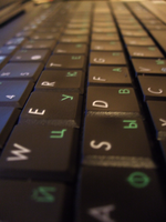 Keyboard 1st by laimonas171