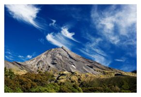 Mount Taranaki Mount Egmont by facehead