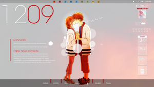 My Bokura Ga Ita Themed Desktop by Kidvicious18