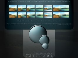 Solitude Wallpaper Pack by tigaer