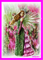 Spring Faerie by PridesCrossing