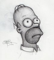 Homer Simpsoy by MorXn