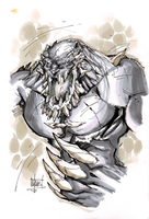 Bill Maus 1 - Doomsday by mikephifer