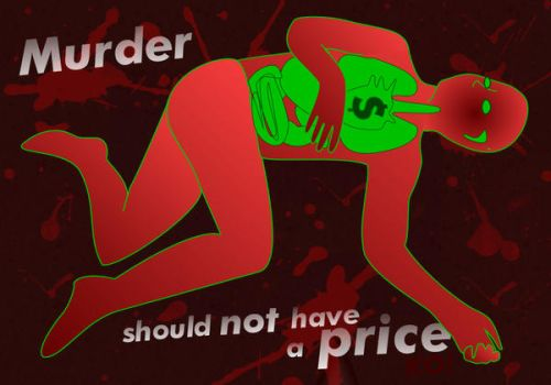 Murder Should Not Have a Price by Blue-Whisper