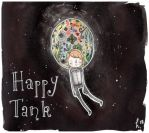 Happy Tank by Hannakin