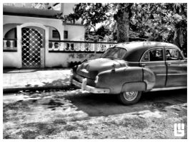 Auto Cubano by Insanemoe