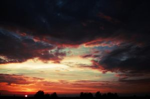 dying sun by nmoreKharon