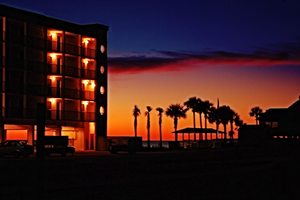The Hotel On The Beach by TThealer56