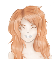 Ginger Daisy Delite by Owlwishes-Oak