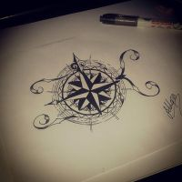 Compass by AlehLopes