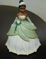 Princess Tiana - Ceramic Box by blythedragon