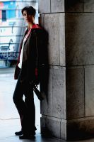 Dante +DmC+ Cosplay - Alone by Abessinier