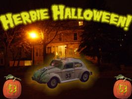Herbie Halloween 2008 by LittleBigDave