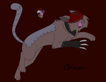 Oliver Contest Entry by RomeoTheWolf