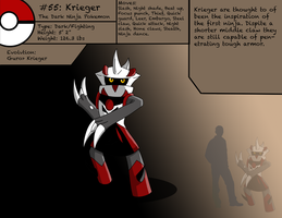 #55: Krieger by Saronicle