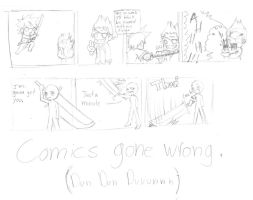Comics gone wrong by devpose