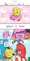 Ghostly Shippings- PinkyxPac by DoReMino