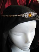Celtic Autumn Headpiece by camias