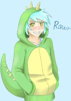 Rawr by PointlessMu