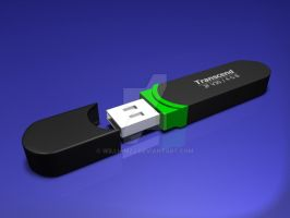 pendrive by williamZJ