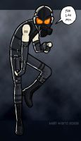Psycho Mantis by wibblethefish